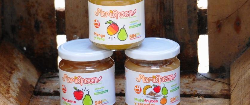 Por qué MamiSpoon pueden ser considerados los mejores potitos para bebés del mercado